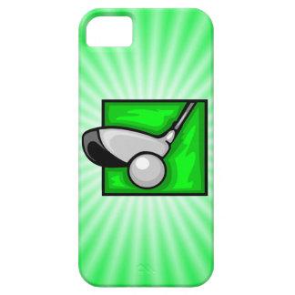 Neon Green Golf iPhone SE/5/5s Case