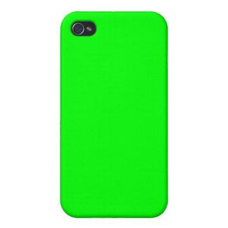 Neon Green iPhone Cases