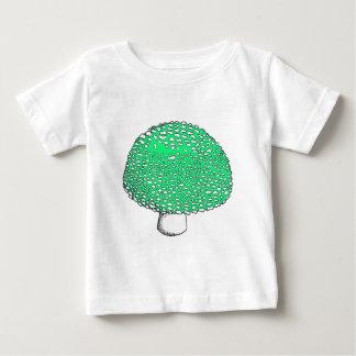 Neon Green Money Mushroom Baby T-Shirt