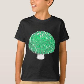 Neon Green Money Mushroom T-Shirt