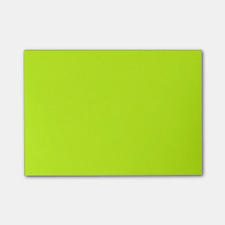 Neon Green Neon Yellow Highlighter Color Vivid Post-it® Notes