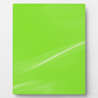 NEON GREEN SEAMLESS ABSTRACT WAVE BACKGROUNDS WALL PLAQUE