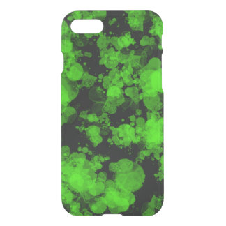 Neon Green Splash Deflector iPhone 8/7 Case