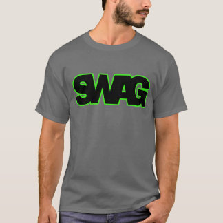 Neon Green SWAG T-Shirt