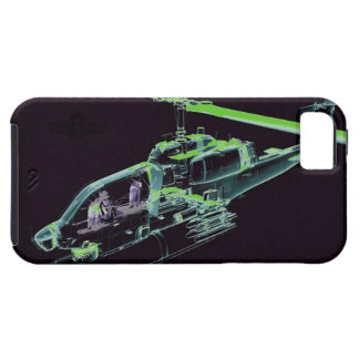 Neon Helicopter iPhone SE/5/5s Case