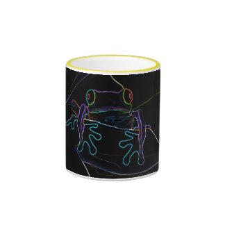 Neon Hopper Mug