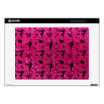 Neon hot pink gymnastics glitter pattern decal for acer chromebook<br><div class='desc'>Modern and sporty neon hot pink gymnastics glitter pattern (FAUX NOT REAL GLITTER). Gymnastics gift ideas for women and girls. Ideal for gymnasts.</div>