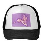 Neon Hummingbird Hat