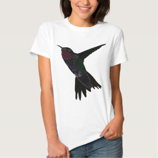 Neon Hummingbird T Shirt