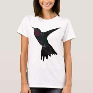 Neon Hummingbird T-Shirt