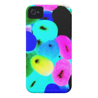 Neon Jellybeans Case-Mate iPhone 4 Cases