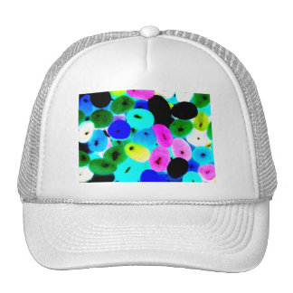 Neon Jellybeans Mesh Hat