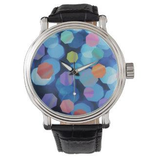 Neon Jewel Tones Wrist Watch