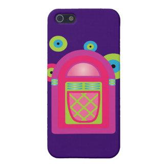Neon Jukebox iPhone 5 Case