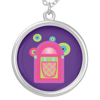 Neon Jukebox Necklace