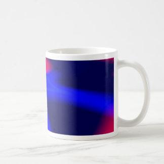 Neon Lights,blue Mug