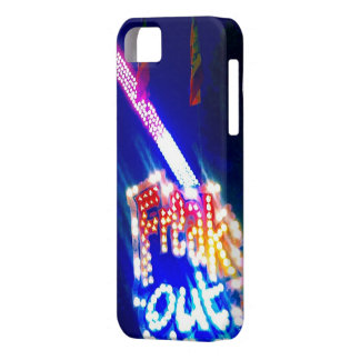 Neon Lights Freak Out Phone Case