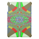 Neon Lights Ladder Fractal Case For The iPad Mini