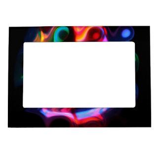 Neon Lights Magnetic Frame