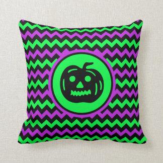 Lime Green And Black Pillows - Decorative & Throw Pillows Zazzle
