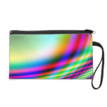 Neon look Design Bagettes Bag Wristlets