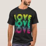 Neon Love 80's T-shirt