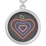 Neon Love-Necklace