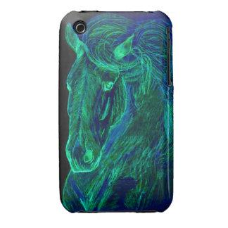 Neon Mane iPhone 3 Case-Mate Cases