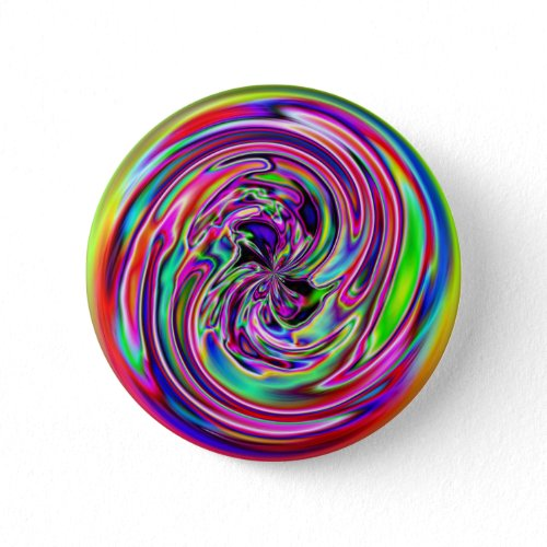 Neon Marble Button button
