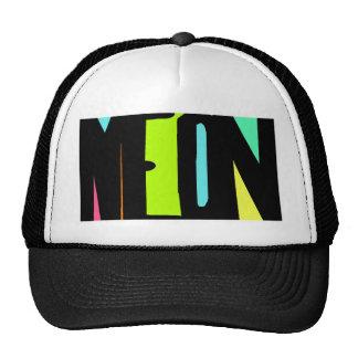 Neon Mesh Hat