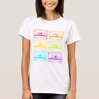 Neon Mix Tapes T-Shirt