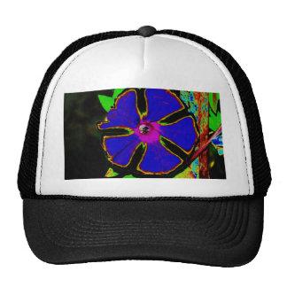 Neon Morning Glory Mesh Hats
