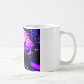 Neon Mushroom Coffee Mug