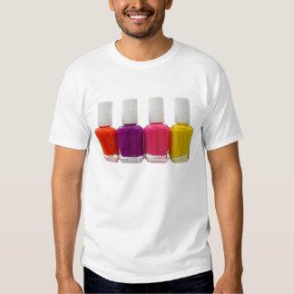 Neon Nail Polish T-Shirt