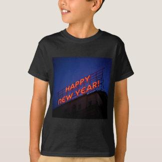 Neon New Year T-Shirt
