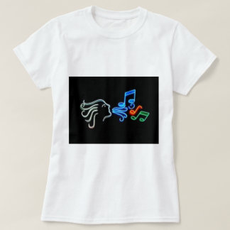Neon Notes T-Shirt