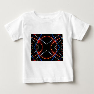 Neon NYC Black and Neon Photographic Art Baby T-Shirt