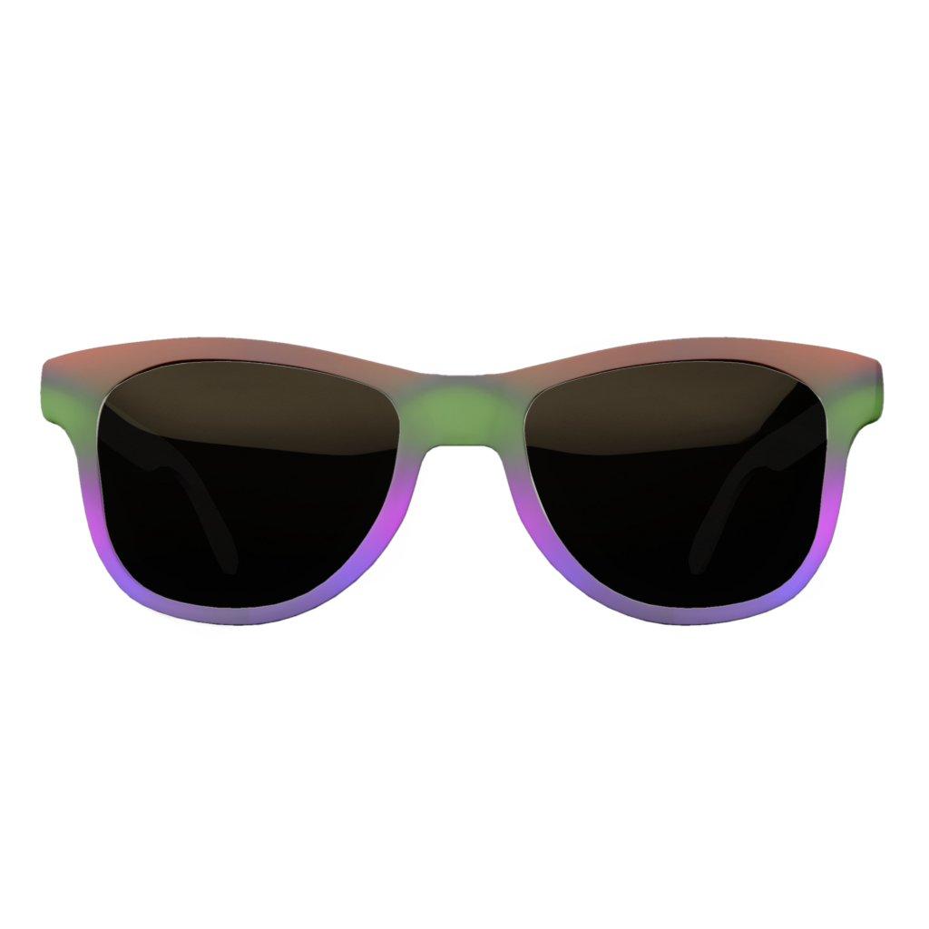 Neon of Blue, Purple, Green & Orange Sunglasses