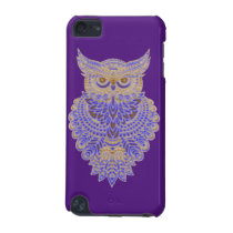 Neon Owl iPod Touch 5G Cover