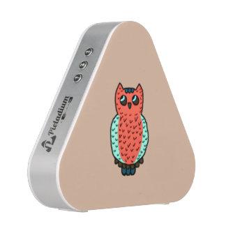 Neon Owl Speaker