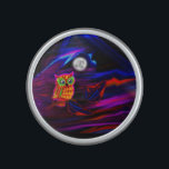 "Neon Owl Thunderstorm Flash Bluetooth Speaker<br><div class=""desc"">Neon Owl Thunderstorm Flash</div>"