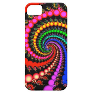 neon pearls design on iphone case iPhone 5 covers