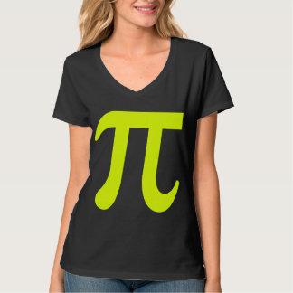 Neon Pi Symbol T-Shirt