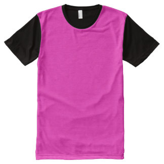 NEON PINK (solid color background) ~.jpg All-Over Print Shirt