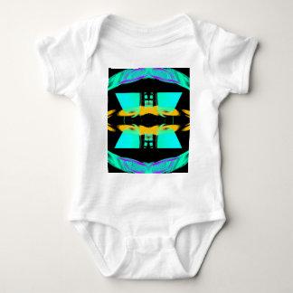 Neon Pop Art Designs 2 CricketDiane Baby Bodysuit
