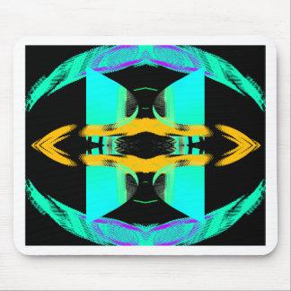 Neon Pop Art Designs 2 CricketDiane Mousepads