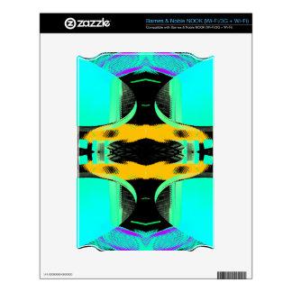 Neon Pop Art Designs 2 CricketDiane Skins For NOOK