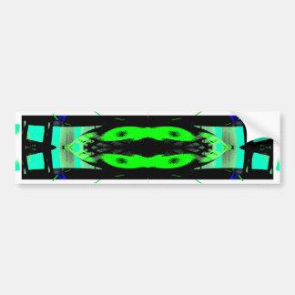 Neon Pop Art Designs CricketDiane Bumper Sticker