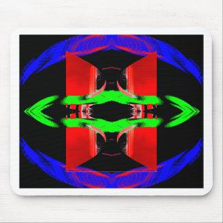 Neon Pop Art Designs Neon Context 3 CricketDiane Mouse Pads