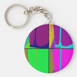 Neon Pop Keychain